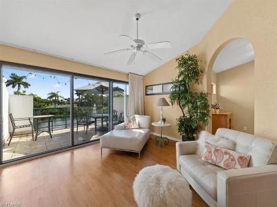 Naples Condo/Townhouse For Sale: 2262 Anchorage Ln #D