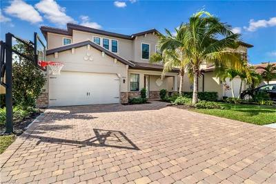 Naples Single Family Home For Sale: 14362 Tuscany Pointe Trl