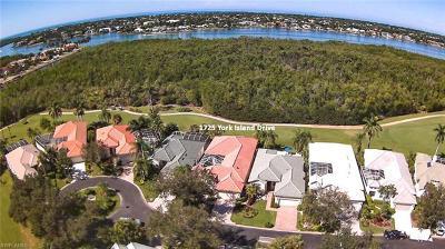 Naples Single Family Home For Sale: 1725 York Island Dr
