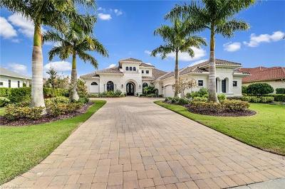 Naples FL Single Family Home For Sale: $2,250,000