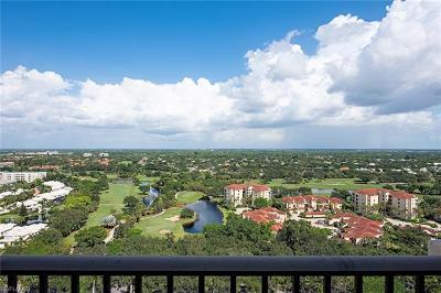 Condo/Townhouse For Sale: 7425 Pelican Bay Blvd #2201
