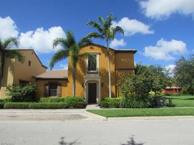 Fort Myers Single Family Home For Sale: 8281 Bibiana Way #806