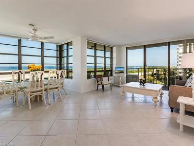 Marco Island Condo/Townhouse For Sale: 260 Seaview Ct #1612