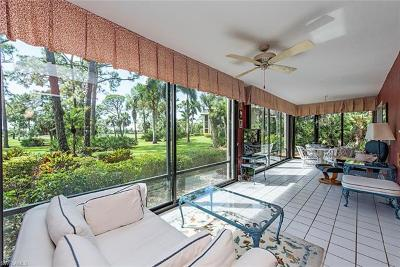 Naples Condo/Townhouse For Sale: 1215 Wildwood Ln