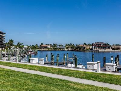 Marco Island Condo/Townhouse For Sale: 601 Seaview Ct #C-112