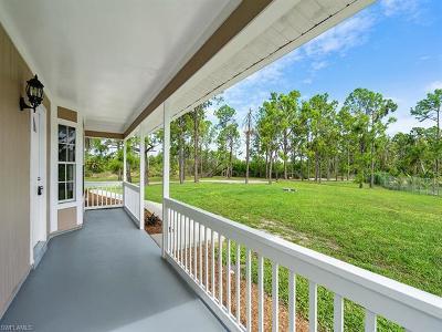 Naples Single Family Home For Sale: 3940 NE 31st Ave