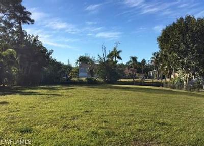 Bonita Springs Residential Lots & Land For Sale: 4813 S Regal Dr