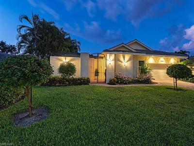 Bonita Springs Single Family Home For Sale: 2901 Greenflower Ct