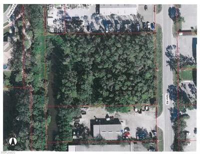 Naples Residential Lots & Land For Sale: 0000 Taylor Rd