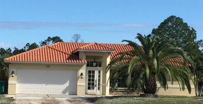 Naples Single Family Home For Sale: 480 SE 16th St