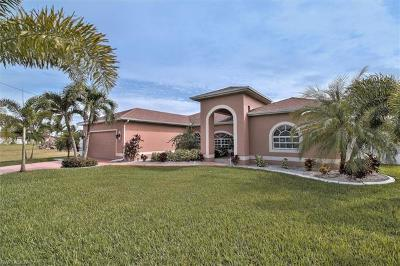 Cape Coral Single Family Home For Sale: 111 NW 33rd Ave