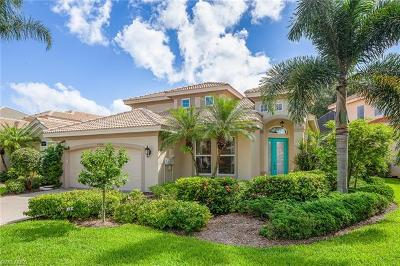Naples Single Family Home For Sale: 9280 Troon Lakes Dr
