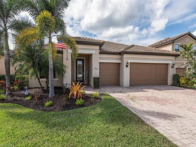 Estero Single Family Home For Sale: 20284 Cypress Shadows Blvd