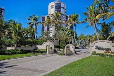 Condo/Townhouse For Sale: 4351 N Gulf Shore Blvd #15S