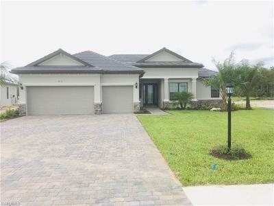 Estero Single Family Home For Sale: 19120 Elston Way