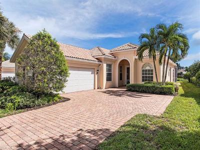 Naples Single Family Home For Sale: 2963 Gilford Way