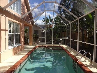 Naples Single Family Home For Sale: 3311 Rosinka Ct #34