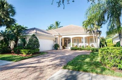 Naples Single Family Home For Sale: 2904 Hatteras Way