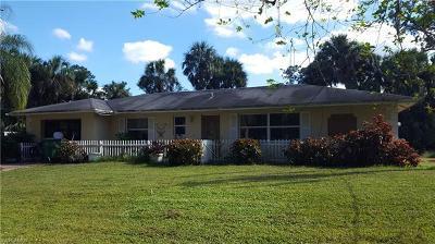 Naples Single Family Home For Sale: 1140 Keri Island Rd