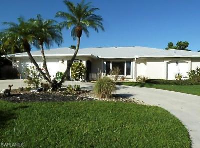 Naples Single Family Home For Sale: 444 Forest Hills Blvd