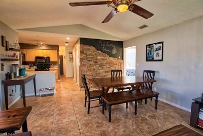 Naples Single Family Home For Sale: 4712 SW 31st Pl