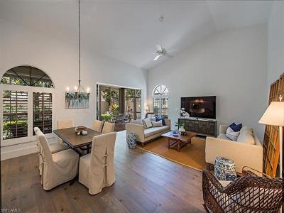 Naples Single Family Home For Sale: 2124 Paget Cir