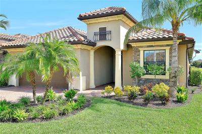 Naples Single Family Home For Sale: 12578 Fenhurst Way
