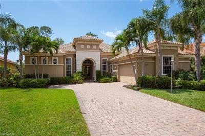 Bonita Springs Single Family Home For Sale: 28619 Via D Arezzo Dr