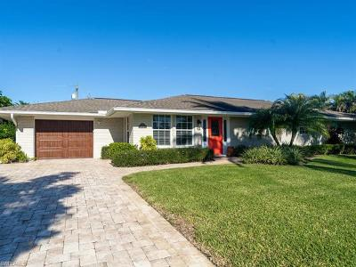 Naples Single Family Home For Sale: 2675 N 12th Ct