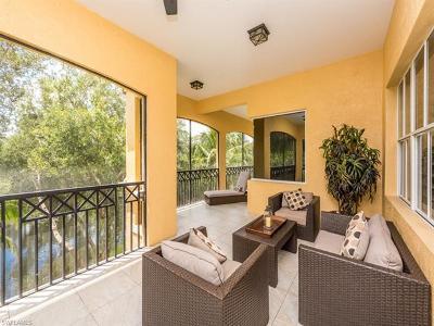 Naples Condo/Townhouse For Sale: 2626 Bolero Dr #103