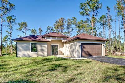 Naples Single Family Home For Sale: Xxxx NE 14th Ave