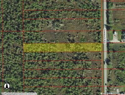 Naples Residential Lots & Land For Sale: N Everglades Blvd