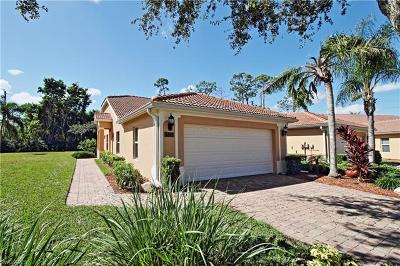 Naples Single Family Home For Sale: 15133 Cortona Way