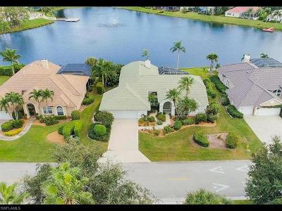 Naples Single Family Home For Sale: 11312 W Longshore Way