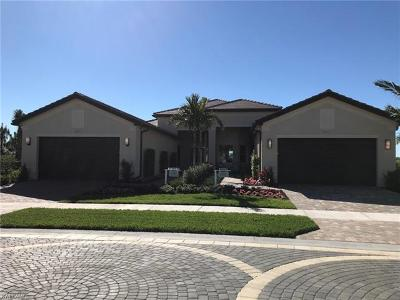 Bonita Springs Single Family Home For Sale: 28417 Abruzzo Dr
