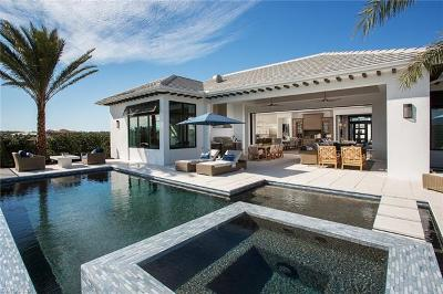 Naples FL Single Family Home For Sale: $1,695,000