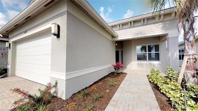 Bonita Springs Single Family Home For Sale: 28414 Capraia Dr