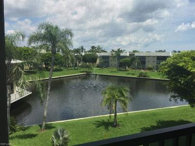 Naples Condo/Townhouse For Sale: 788 Park Shore Dr #G34