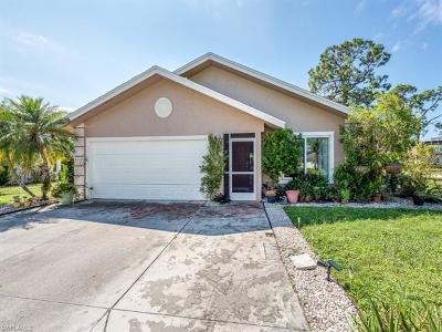 Naples FL Single Family Home For Sale: $289,000