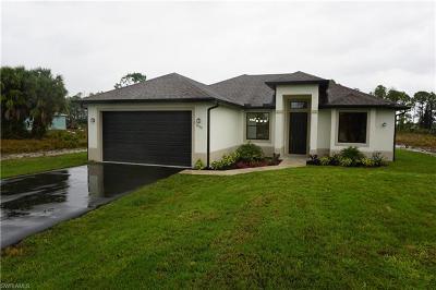 Naples Single Family Home For Sale: 2559 NE 41st Ave