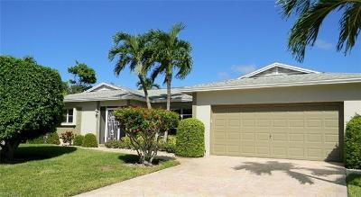 Marco Island Single Family Home For Sale: 1216 Bluebird Ave