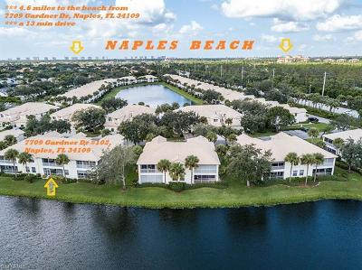 Naples Condo/Townhouse For Sale: 7709 Gardner Dr #9-102