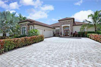 Naples Single Family Home For Sale: 1604 Mockingbird Dr