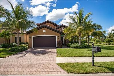 Bonita Springs Single Family Home For Sale: 26100 Grand Prix Dr