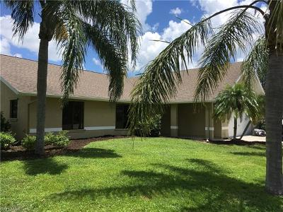 Cape Coral Single Family Home For Sale: 1039 SE 6th St