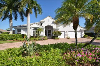 Bonita Springs Single Family Home For Sale: 9900 Treasure Cay Ln