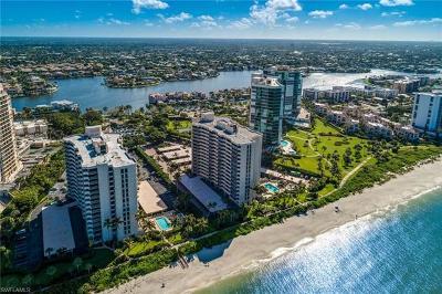 Condo/Townhouse For Sale: 4001 N Gulf Shore Blvd #304