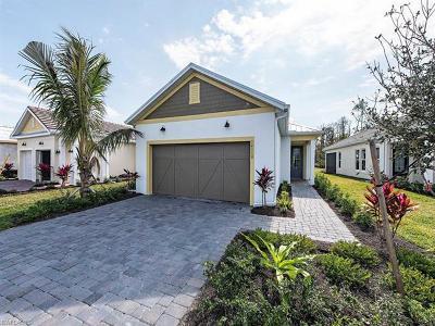 Naples Single Family Home For Sale: 14110 Nautica Ct