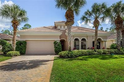 Naples Single Family Home For Sale: 2886 Lone Pine Ln