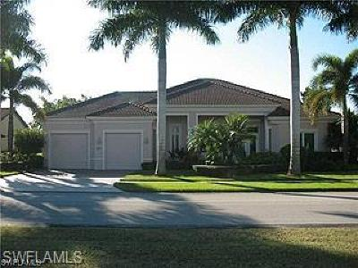 Naples Single Family Home For Sale: 164 Venus Cay Cay